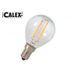 LED vlákn. E14 P45 3W 300lm, teplá bílá 2700K