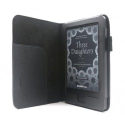 C-TECH pouzdro Kindle 8 Touch wake/sleep, černé