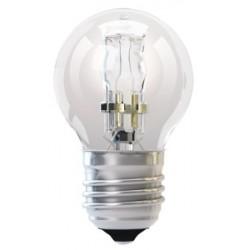 Halogenová žárovka ECO MINI GLOBE P45 E27 42W