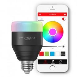 MiPow Playbulb™ Smart chytrá LED BT žárovka -černá