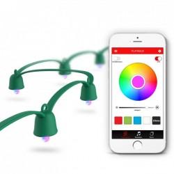 MiPow Playbulb™ String chytrý LED řetěz 10 m