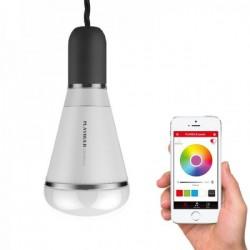 MiPow Playbulb™ Rainbow chytrá LED BT žárovka