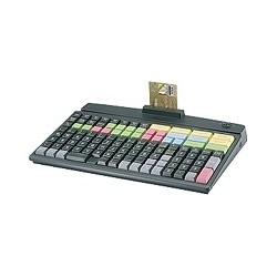 Program. klávesnice PREH MCI128,MCR,USB+PS/2,černá
