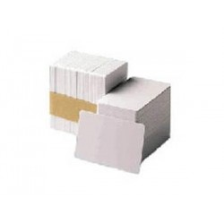 Premier (PVC) Blank White Cards,Card, 30 mil,500ks