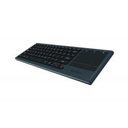 klávesnice Logitech Illumin Living-Room K830 INT´t US layout