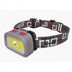 LED čelovka CREE XPG LED + COB LED (P3531)