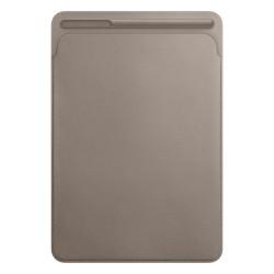 iPad Pro 10,5'' Leather Sleeve - Taupe
