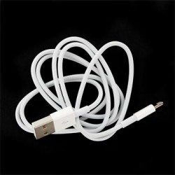 MD819 iPhone 5 Original Datový Kabel White 2m Bulk