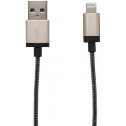 Verbatim Lightning kabel 120cm,SYNC & CHARGE zlatý