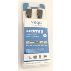 HDMI kabel profesional 2M - černá barva