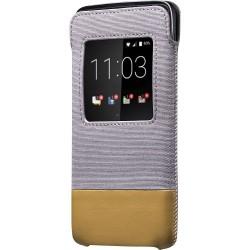 BlackBerry ACC-63006-002 SMART kapsa pro DTEK50 šedo-hnědá
