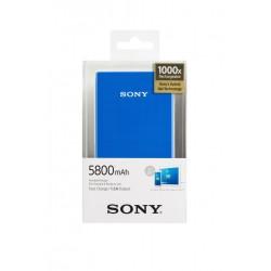 Sony Powerbank CP-E6BL modrý, 5800mAh