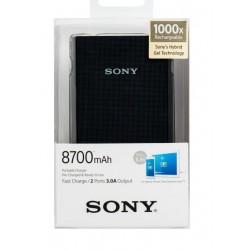 Sony přenosný zdroj USB - Powerbank CP-V9 černý, 8700mAh