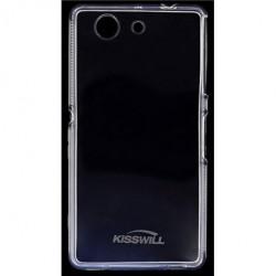 Kisswill TPU Pouzdro Transparent pro Z3 compact