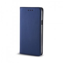 Pouzdro s magnetem Huawei P9 Lite dark blue