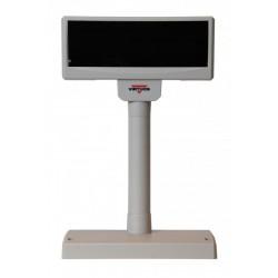 VFD zák.displej FV-2029M 2x20,9mm,USB, bílý