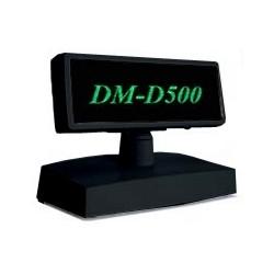 EPSON VFD zák.display DM-D500,grafický,254x64černý