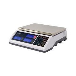 Váha obchodní CAS ER-PLUS 3kg/6kg - bez nožky