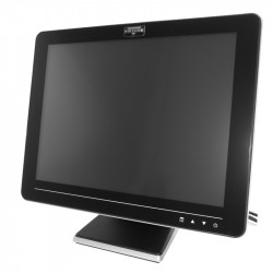 15'' LCD AerAM-1015-FR5-250AV3,rezist,touch,černý