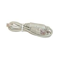 Kabel 10P10C-4P4C-24V zás./Euro500TX/2100/2500 bíl