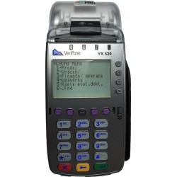 X-POS Platební terminál LAN